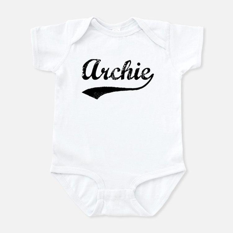 Vintage: Archie Infant Bodysuit