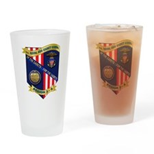 Naval Sea Cadet Corps - Region 3-4 Drinking Glass