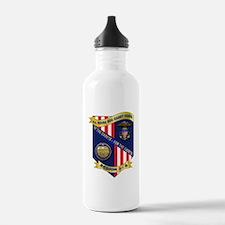 Naval Sea Cadet Corps - Region 3-4 Water Bottle