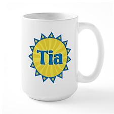 Tia Sunburst Mug