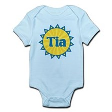 Tia Sunburst Infant Bodysuit