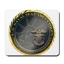 Naval Sea Cadet Corps - Region 4-1 unit coin Mouse