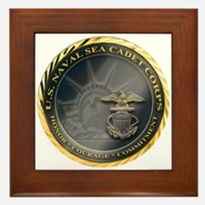 Naval Sea Cadet Corps - Region 4-1 unit coin Frame