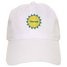 Theresa Sunburst Baseball Cap