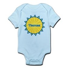 Theresa Sunburst Infant Bodysuit