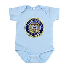 NAVAL SEA CADET CORPS - LEADERSHIP Infant Bodysuit