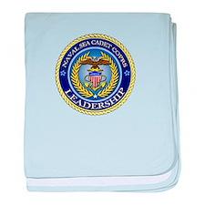 NAVAL SEA CADET CORPS - LEADERSHIP baby blanket