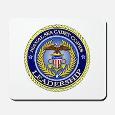 NAVAL SEA CADET CORPS - LEADERSHIP Mousepad