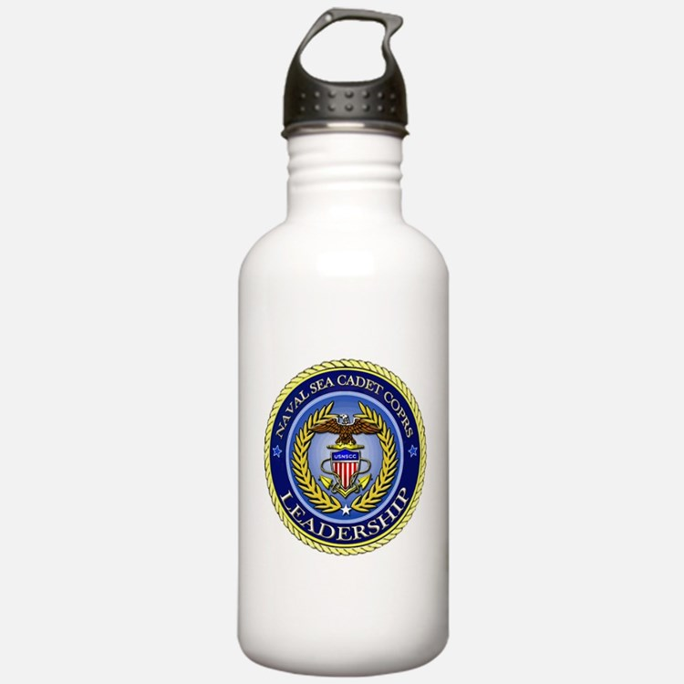 NAVAL SEA CADET CORPS - LEADERSHIP Water Bottle