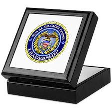 NAVAL SEA CADET CORPS - LEADERSHIP Keepsake Box