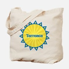 Terrence Sunburst Tote Bag