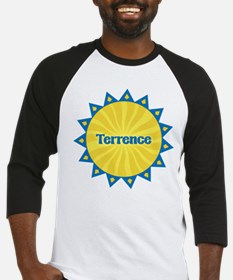 Terrence Sunburst Baseball Jersey