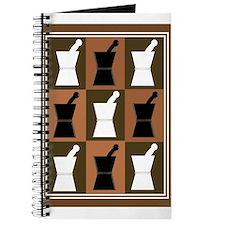 pharmacist blanket popart brown.PNG Journal