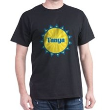 Tanya Sunburst T-Shirt