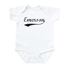 Vintage: Emerson Infant Bodysuit