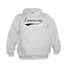 Vintage: Emerson Hoody
