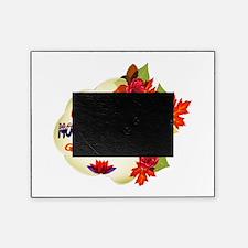 Montserratian Girlfriend Valentine design Picture Frame