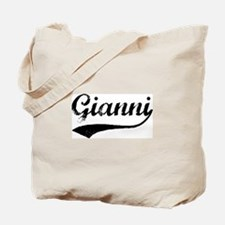 Vintage: Gianni Tote Bag
