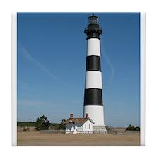 Bodie Island Lighthouse Outer Banks NC Tile Coaste