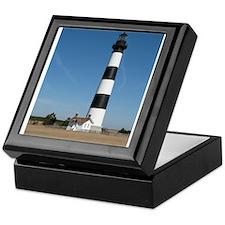 Bodie Island Lighthouse Outer Banks NC Keepsake Bo