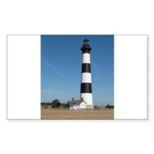 Bodie Island Lighthouse Outer Banks NC Decal