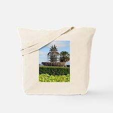 Charleston SC Pineapple Fountain Tote Bag