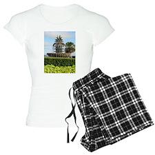 Charleston SC Pineapple Fountain Pajamas