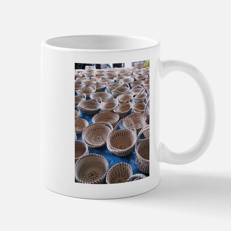 Charleston SC Sweetgrass Baskets Mug