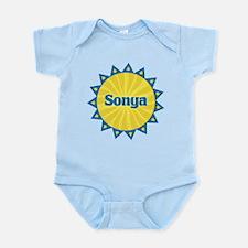 Sonya Sunburst Infant Bodysuit