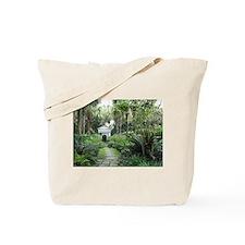 Charleston SC Palmettos Garden & Gazebo Tote Bag