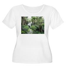 Charleston SC Palmettos Garden & Gazebo T-Shirt