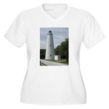 Ocracoke, North Carolina Lighthouse T-Shirt