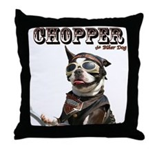 Chopper's Throw Pillow