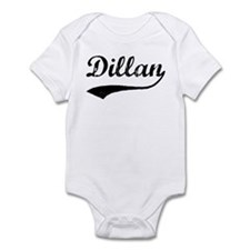 Vintage: Dillan Infant Bodysuit