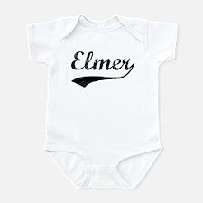 Vintage: Elmer Infant Bodysuit