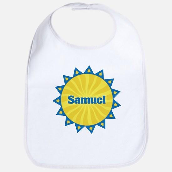 Samuel Sunburst Bib
