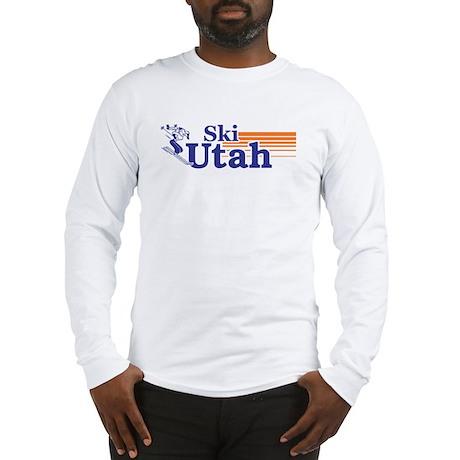 Ski Utah (female) Long Sleeve T-Shirt