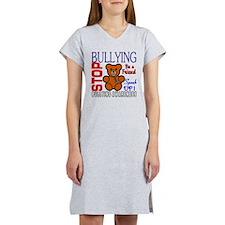Bullying Awareness Women's Nightshirt