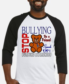 Bullying Awareness Baseball Jersey