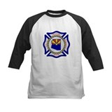 Fire marshall Baseball Jersey
