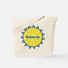 Roberto Sunburst Tote Bag