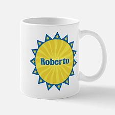 Roberto Sunburst Mug