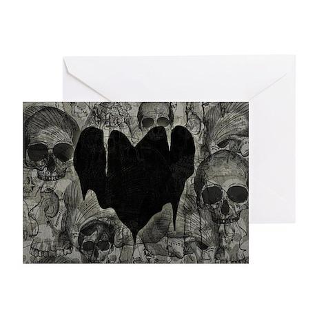Bleak Heart Greeting Cards (Pk of 10)