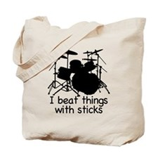 beat.png Tote Bag