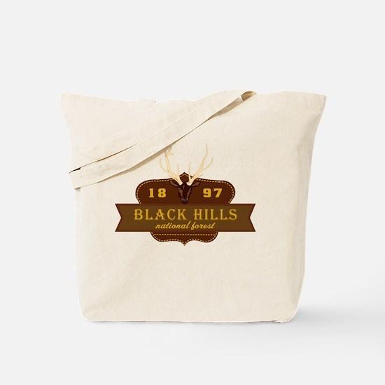 Black Hills National Park Crest Tote Bag