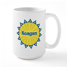 Reagan Sunburst Mug