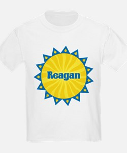 Reagan Sunburst T-Shirt