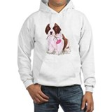 Saint bernard Hooded Sweatshirt
