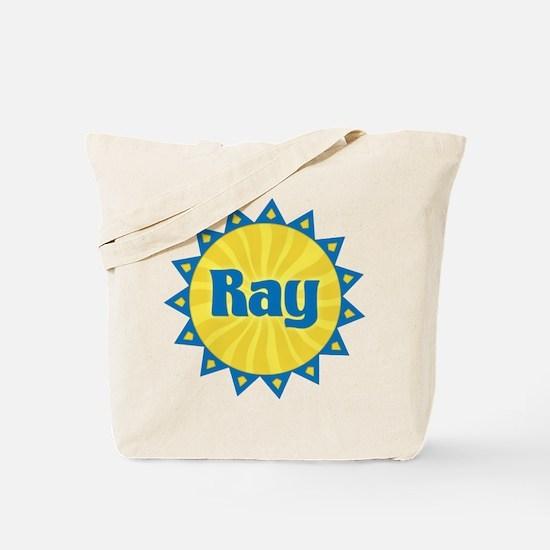 Ray Sunburst Tote Bag