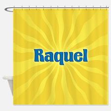 Raquel Sunburst Shower Curtain